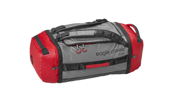Eagle Creek Cargo Hauler - Sac de voyage - 60L gris/rouge